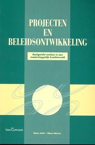 Boek Projecten en beleidsontwikkeling