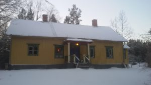 Foto huis Hans